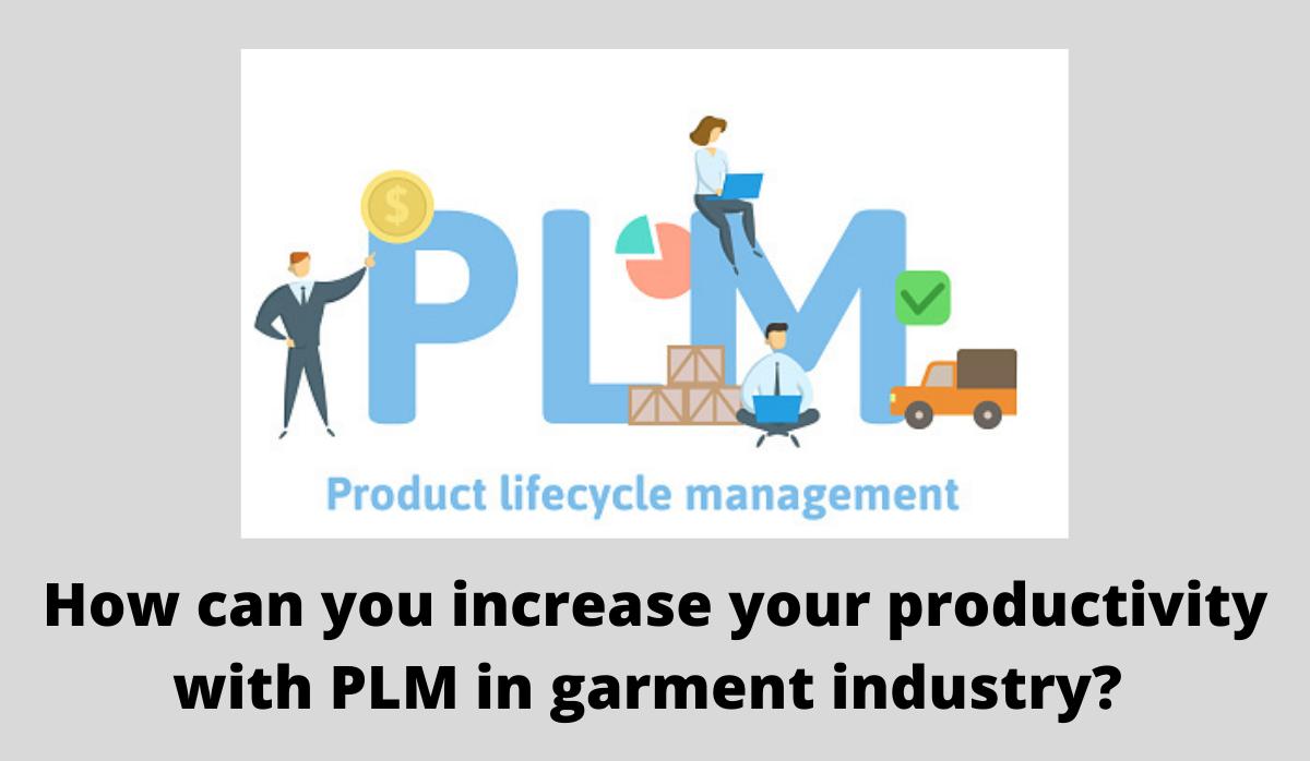 PLM in garment industry