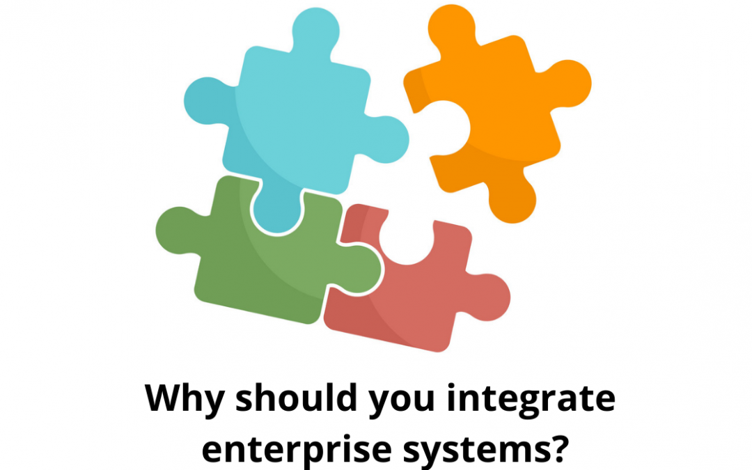 Why should you integrate enterprise systems?