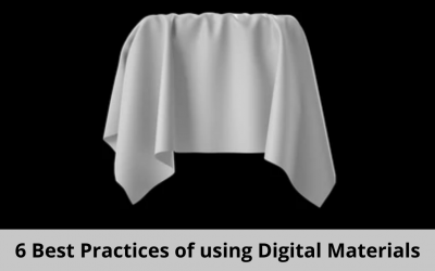 6 Best practices of using Digital Materials
